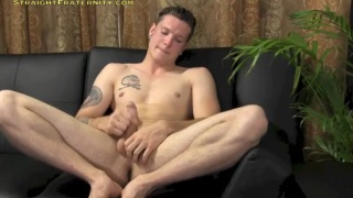Blake Barnes' does a porno Audition