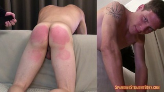 Eric Taylor gets a spanking