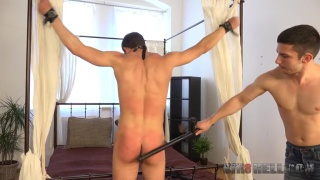 spanking with Martin Polnak