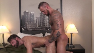 Raw Spankers with Michael Roman and Brendan Patrick