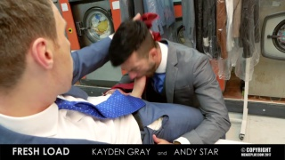ANDY STAR gets fucked by KAYDEN GREY