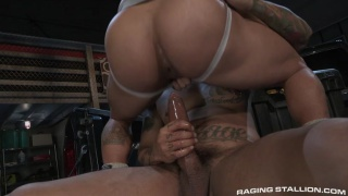 Drive Shaft with Boomer Banks & Bruno Bernal