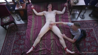 Straight stud chris pryce's very first time with a guy