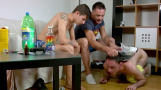 NASTY YOUNG ALPHAS with ABRAHAM MONTENEGRO, ALEC LOOB & DANI HERNANDEZ