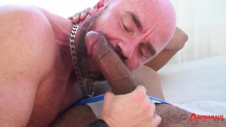 Interracial Daddy Fucking with Jack de Jong and rick janssen