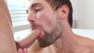 Hot Hookup with Griffin Barrows and Aiden Ward