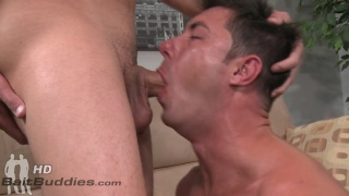 straight guy brings his gay buddy to a video shoot