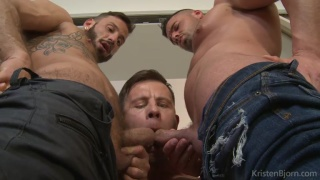 Horndogs with Gabriel Lunna, Antonio Miracle & Vasily Mevas
