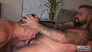 Jon Shield bare fucks Josh Stone