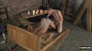 Face Down Twink Arse Up with justin blaber and sean taylor