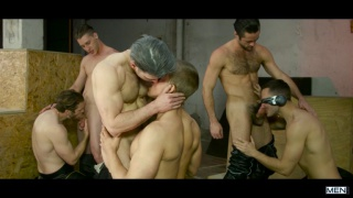 X-Men with Paddy O'Brian, Brenner Bolton, Colby Keller ...