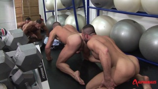 Hard Boxers Fuck Harder with Antonio Cavalli and Marco Salqueiro