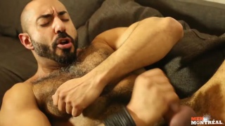Daddy's Home with arab muscle bear Kamel