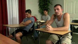 Dicking Around In Detention with Ethan Slade, Jimmie Slater & Lance Barr