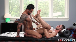 Dato Foland and Boomer Banks fuck each other