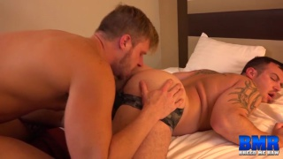 Brian Bonds bare fucks Chip Young