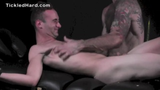 KEVIN STEWART is turned on being tickling