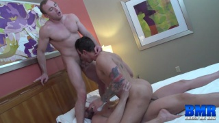 Tyler Reed and Jacob Durham spit roast Beau Reed