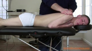 19-year-old straight boy Scott DePace gets serviced