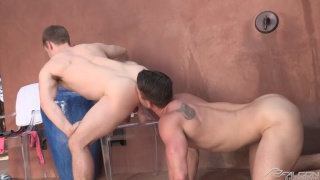 Desert Getaway with Ryan Rose and Gabriel Cross