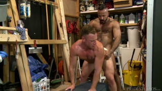 Maintenance Fuckers with Alessio Romero and Saxon West