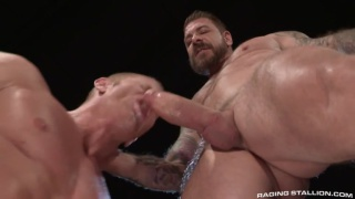 Backstage Pass 2 with Johnny V and Rocco Steele