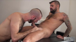 Reid Thrasher and Jon Shield fuck each other