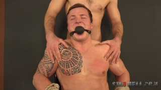 Spanking with Filo Bruska at Str8 Hell