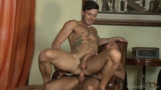 Full Of Spunk with Xavi Garcia and Andy Star