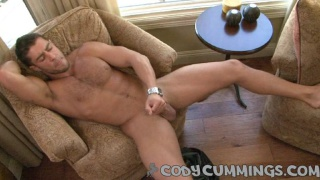 Cody Cummings Jacking off solo