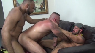 Fucking After Hours with Alessio Romero, Aarin Asker & Ray Diesel