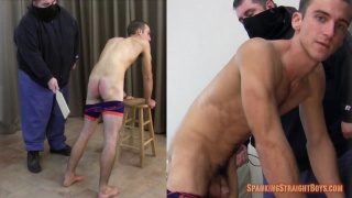 Nick Returns to finish his spanking