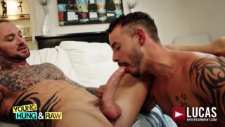 DYLAN JAMES DOMINATES RAFAEL LORDS
