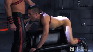 Pig Puppy with lance hart and tyler rush