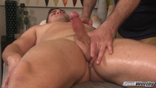 Bradley's erotic massage