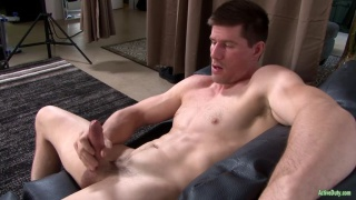 hunk Jake Bane makes his first JO video