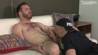 package with dirk caber and matthew bosch
