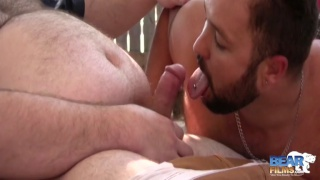two cigar daddies get serviced