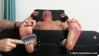 Austin Andrews Tied Up and Tickled
