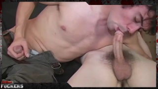 A PUCKERED DOUBLE LOAD with sean ansen
