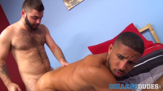 Mike Maverick gets fucked by Josh Long