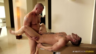 Familiar Package with James Huntsman & Quentin Gainz