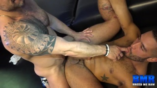 Russ Magnus bare fucks Trey Turner