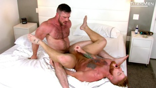 taxxx with Liam Knox and Bennett Anthony