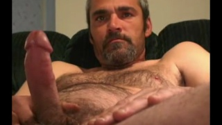 handsome redneck masturbates on camera