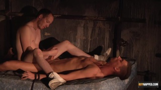 Sean Taylor strokes Billy Rock's hard dick