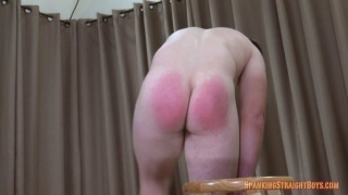 Vincent's First Spanking
