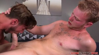 Justin Dean gets fucked by Benjamin Dover