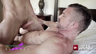 TOMAS BRAND bare fucks SHAWN REEVE