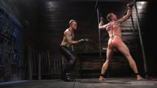 Captive God Pierce Paris trained by Christian Wilde